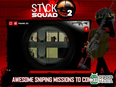 Скриншот Stick Squad 2 - Shooting Elite №3