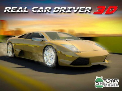 Скриншот Real Car Driver – 3D Racing №2