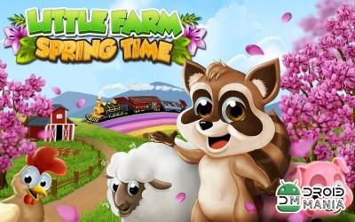 Скриншот Little Farm: Spring Time №1