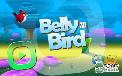 Скриншот Belly Bird 3D №1