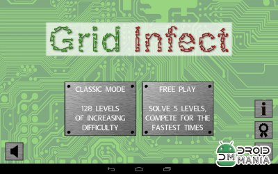 Скриншот Grid Infect №1
