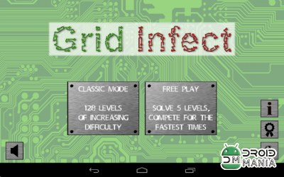 Скриншот Grid Infect №4