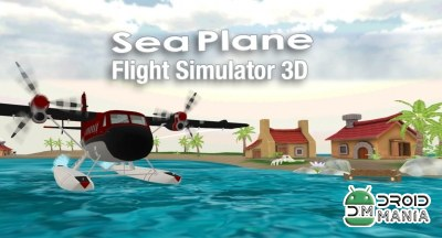 Скриншот Sea Plane: Flight Simulator 3D №1