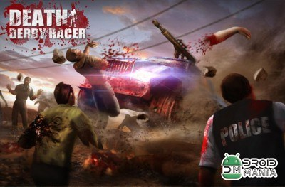 Скриншот Death Derby Racer: Zombie Race №1