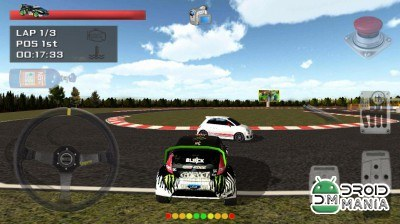 Скриншот Grand Race Simulator 3D №2