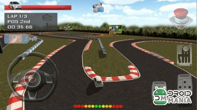 Скриншот Grand Race Simulator 3D №3