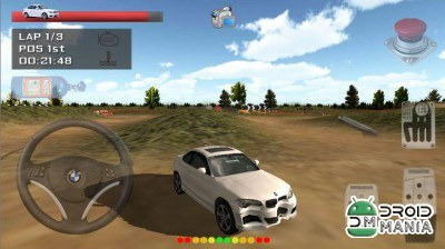 Скриншот Grand Race Simulator 3D №4