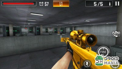 Скриншот Shoot War Professional Striker №1