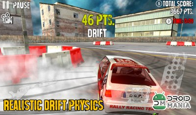 Скриншот Ultimate Drift Racing №3