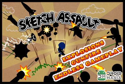 Скриншот Sketch Assault №3