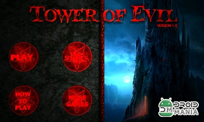 Скриншот Tower of Evil №1