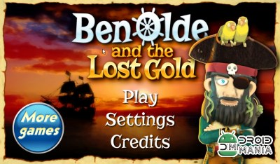Скриншот Ben Olde and the Lost Gold №1