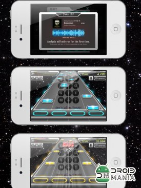 Скриншот BEAT MP3 - Rhythm Game №4