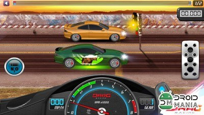 Скриншот Drag Racing: Club Wars (Beta) №1