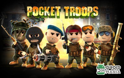 Скриншот Pocket Troops №1