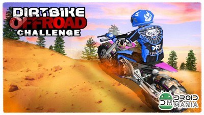 Скриншот Dirt Bike Offroad Challenge №2