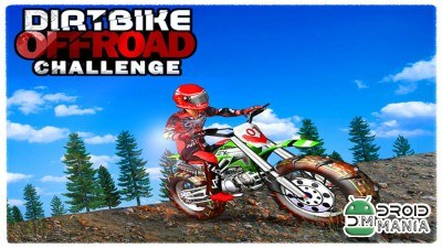 Скриншот Dirt Bike Offroad Challenge №3
