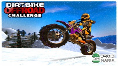 Скриншот Dirt Bike Offroad Challenge №4