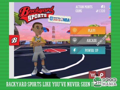 Скриншот BYS NBA Basketball 2015 №1