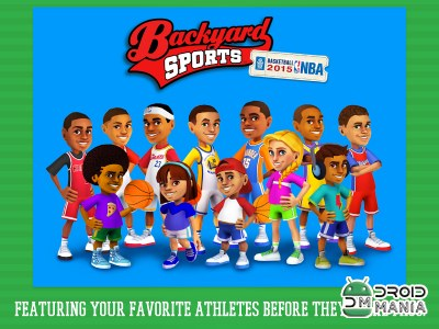 Скриншот BYS NBA Basketball 2015 №4