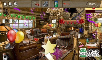 Скриншот Hidden Object - New Year №1