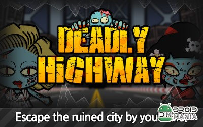 Скриншот Deadly Highway №1