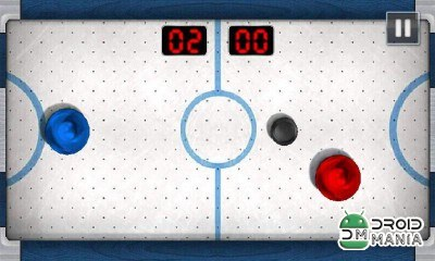 Скриншот Ice Hockey 3D №4