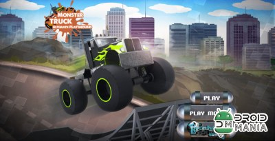 Скриншот Monster Truck Ultimate Ground №1