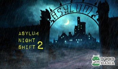 Скриншот Asylum Night Shift 2 №1