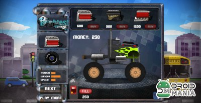 Скриншот Monster Truck Ultimate Ground №2