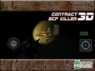 Скриншот Contract SCP Killer 3D №2