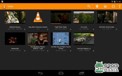 Скриншот VLC for Android №2