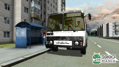 Скриншот Russian Bus Simulator 3D №1