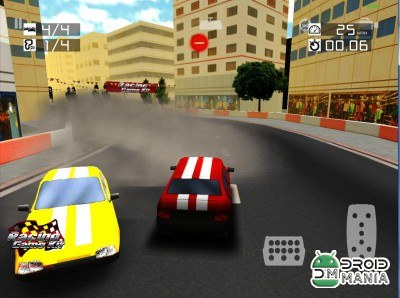 Скриншот 3D Racing Traffic - Drive Game №1