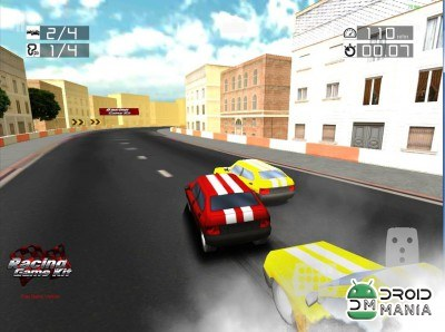 Скриншот 3D Racing Traffic - Drive Game №3