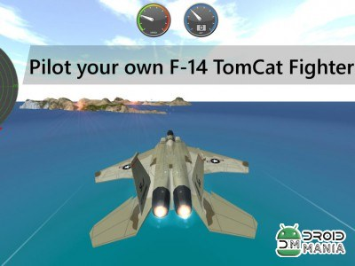 Скриншот F14 Fighter Jet 3D Simulator №3
