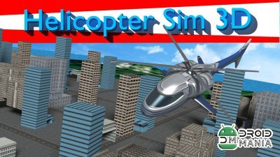 Скриншот Helicopter Sim 3D №1