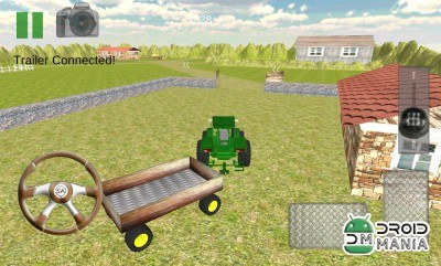 Скриншот Transport Cargo Farm Tractor №1