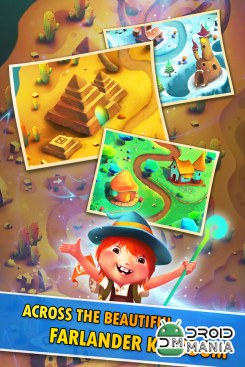 Скриншот Puzzle Monsters №2