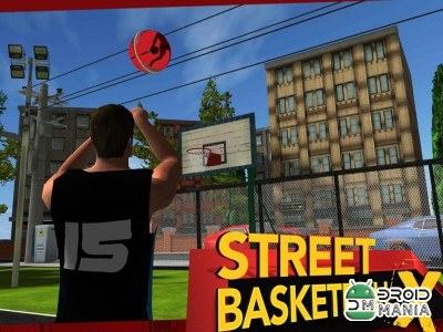 Скриншот Street Basketball X - Real 3D №1