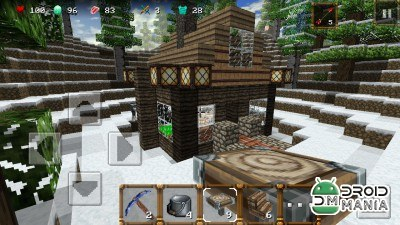 Скриншот Winter Craft 3: Mine Build №4
