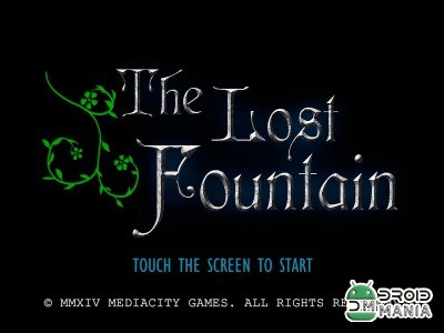 Скриншот The Lost Fountain №1