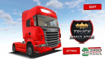 Скриншот Truck Parking Simulator 2 №1