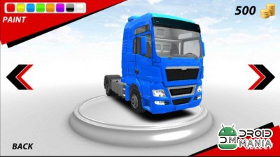 Скриншот Truck Parking Simulator 2 №2