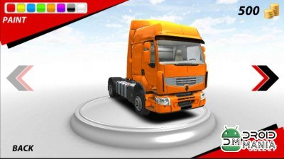 Скриншот Truck Parking Simulator 2 №3