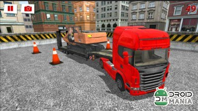 Скриншот Truck Parking Simulator 2 №4