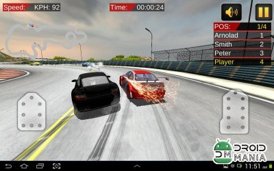 Скриншот Need High Speed: Car Racing 3D №3