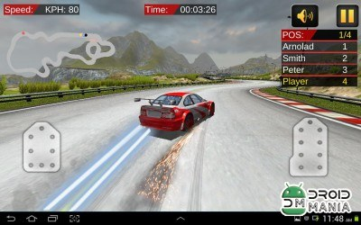 Скриншот Need High Speed: Car Racing 3D №5