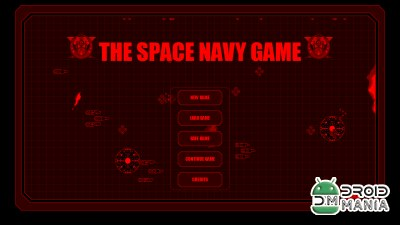 Скриншот The Space Navy Game №1