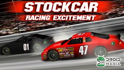 Скриншот Stock Cars Racing Speedway №1